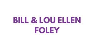 Bill and Lou Ellen Foley